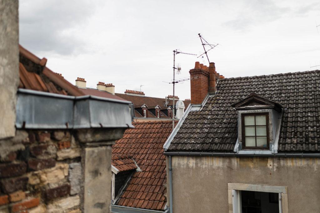 Toits de Dijon