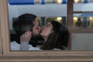 Séance photo de couple Saint Germain au Mont d'or