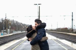 Séance photo de couple Lyon