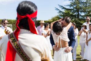 Mariage au Chili